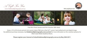 Linda Hewell Photography Mother's Day Promotion
