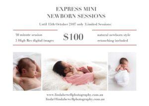 express mini sessions