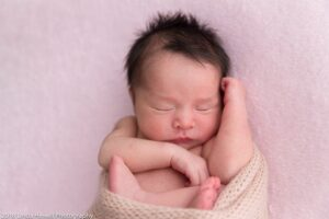 Natural Newborn Perth Photographer 10 day old baby session