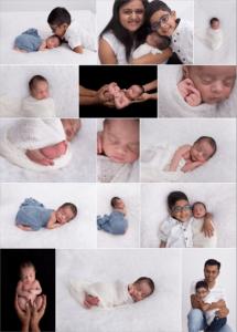 Newborn Studio Photography