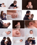 Studio Newborns Perth Photography