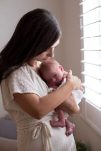Natural lifestyle newborn photorapher Perth 010