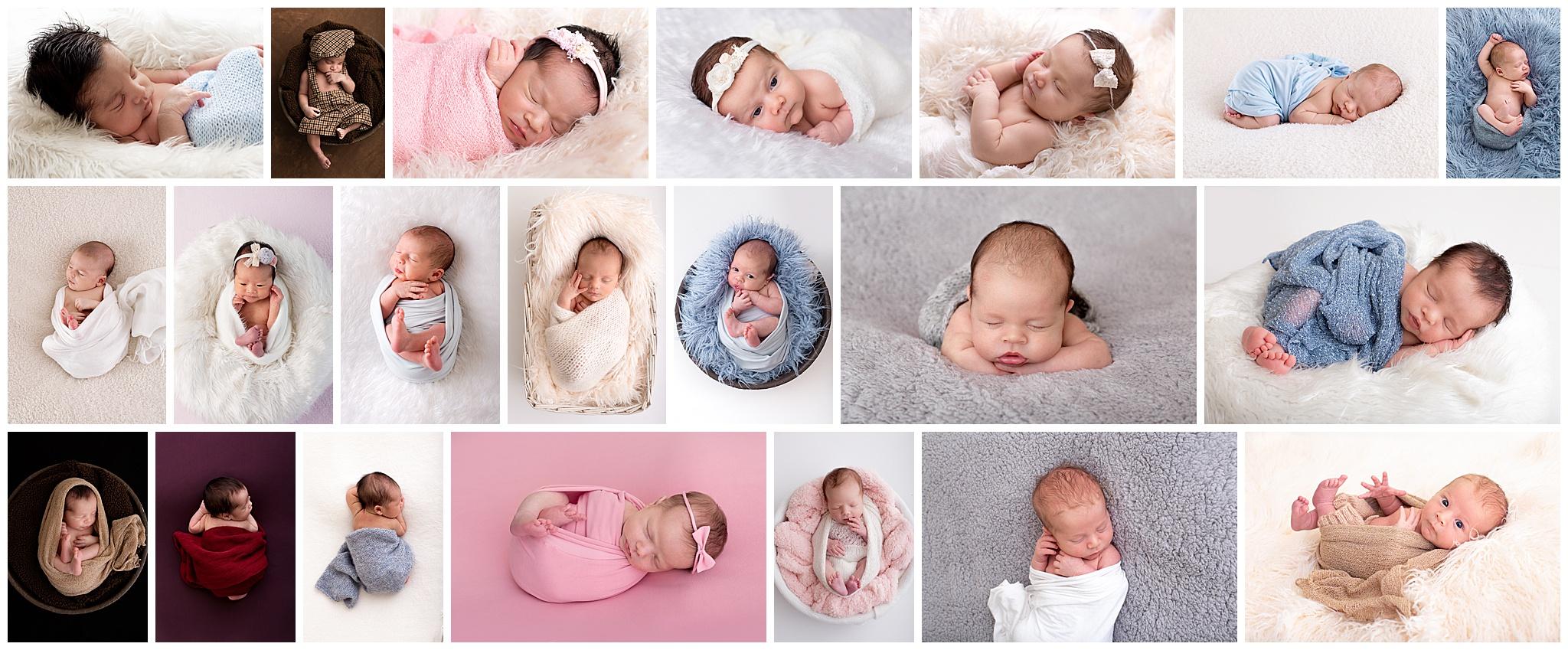 Simple Newborn Sessions Perth newborn Photography 01