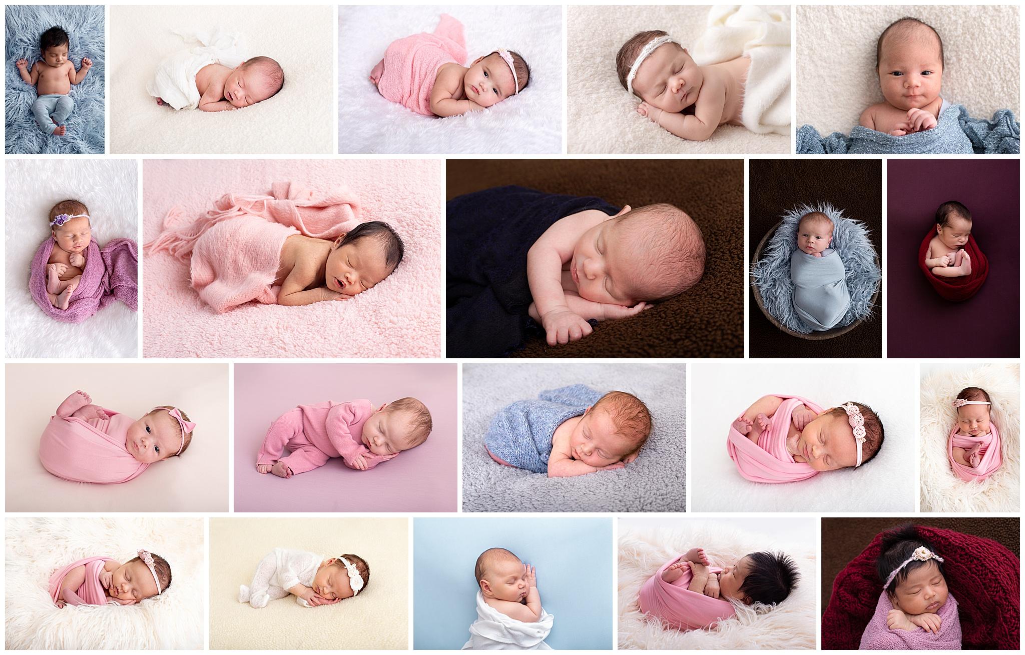 Simple Newborn Sessions Perth newborn Photography 02