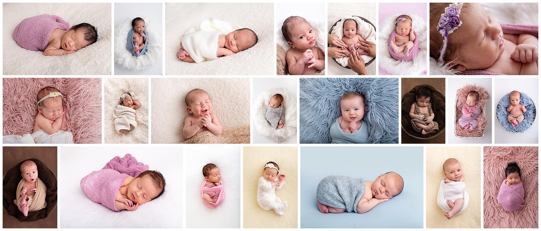 Simple Newborn Sessions Perth newborn Photography 03