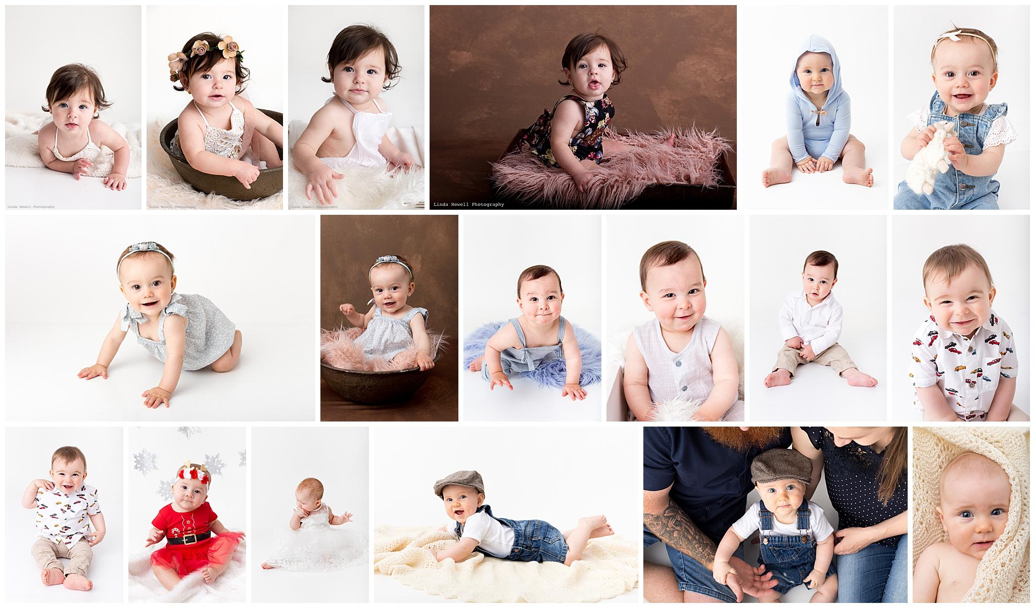 older baby studio photography Perth 1