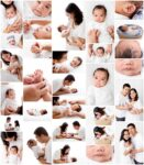 Natural baby, timeloess photo sessions in Perth